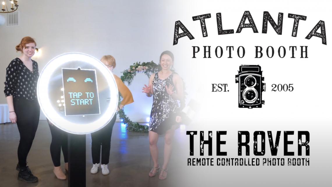 Atlanta Photo Booth – Technical Video