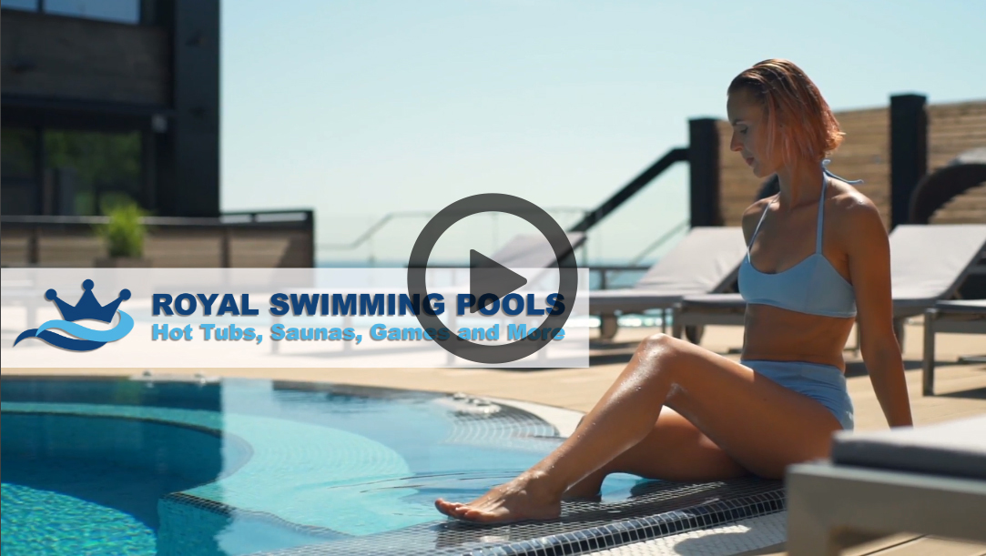 Royal Swimming Pools – Website Drive