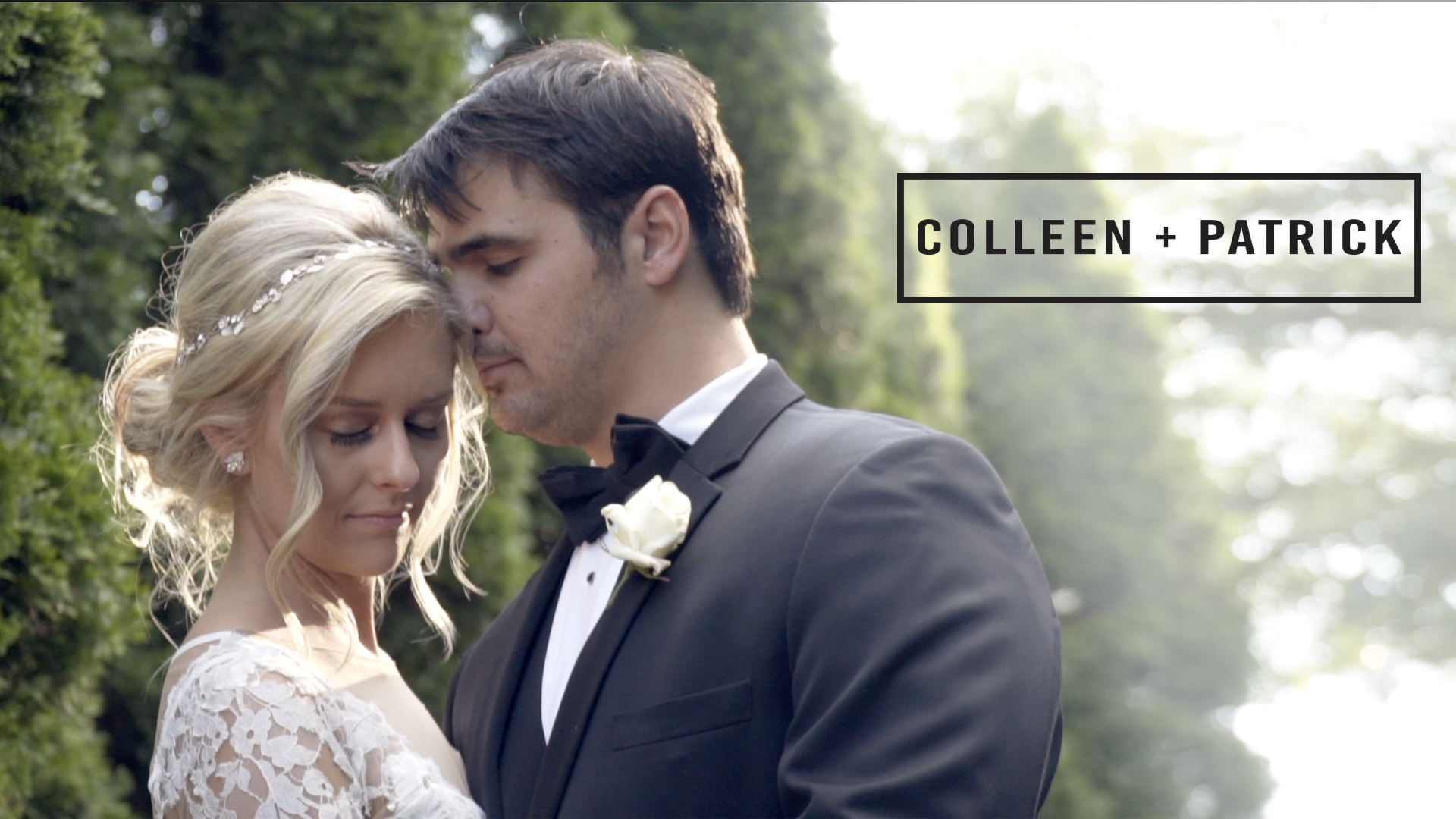 Colleen + Patrick -First Look at the Memphis Botanic Gardens | Instagram Teaser