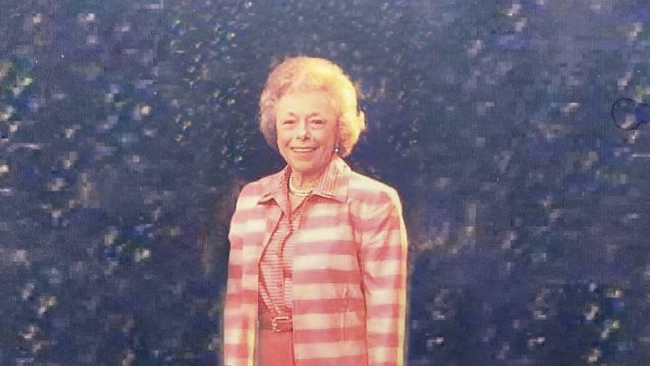 Memorial Service for Mrs. Betty Earles Powell